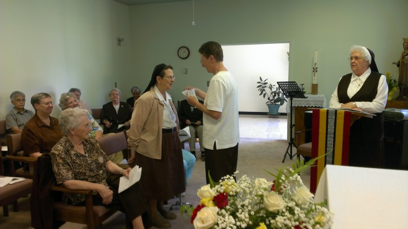 2014 Feast of Our Lady of Mount Carmel Celebration