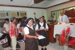 Departure Ceremony to Timor-Leste