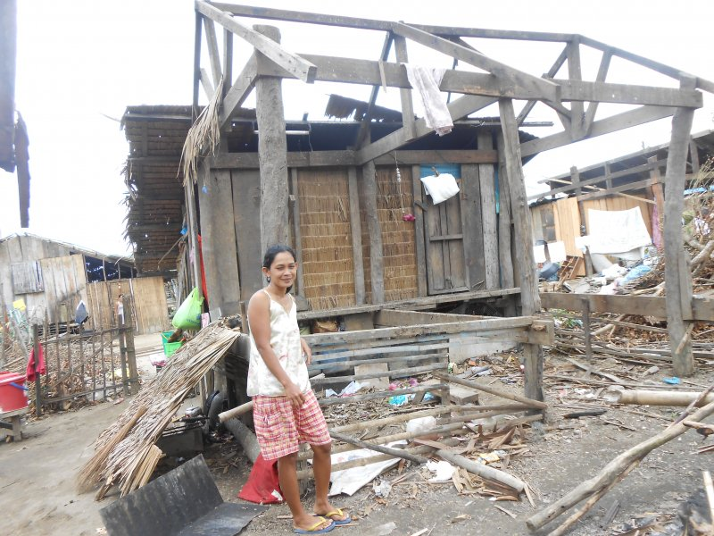Effects of Typhoon Haiyan