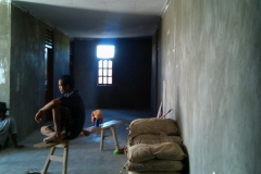 Progress on new convent in Timor-Leste