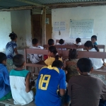 Sunday Catechism classes for the children of Timor-Leste-ministry
