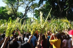 Philippines Palm Sunday