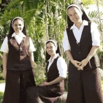 Sisters pronounced final vows