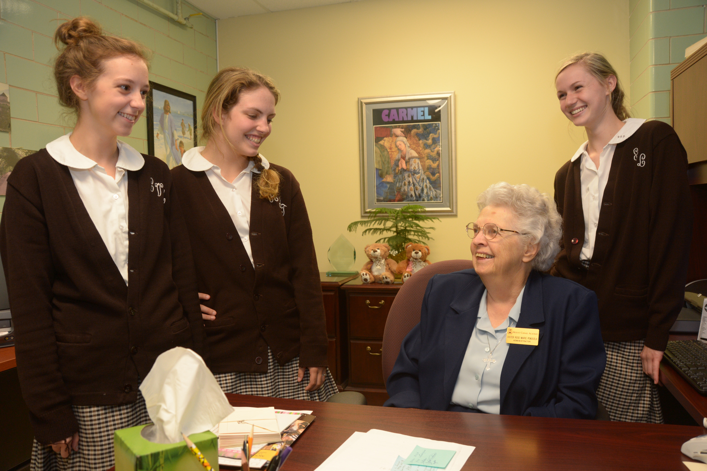 Sister Rose Penouilh And Her Path To Carmel – Sisters Of