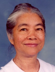Sister Josephine Deveras, O. Carm.