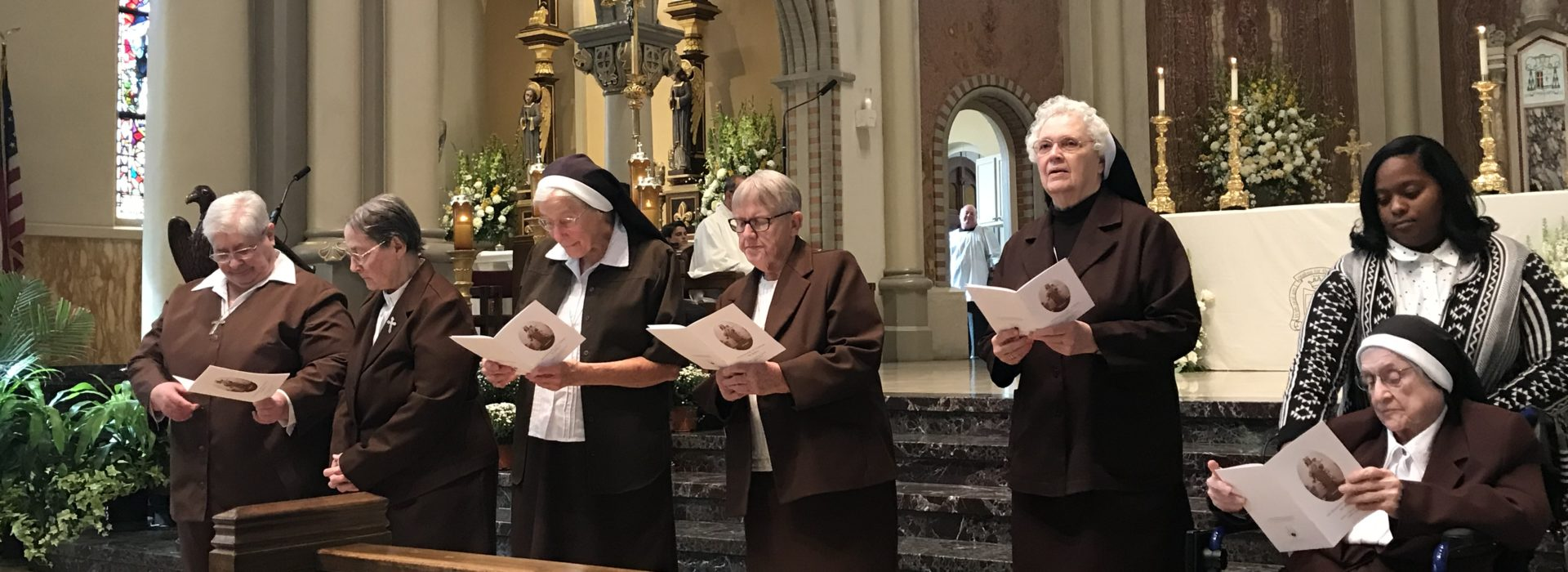 Sisters Of Mount Carmel – We are an active community and our